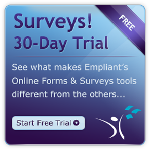 30 Day Survey Trial